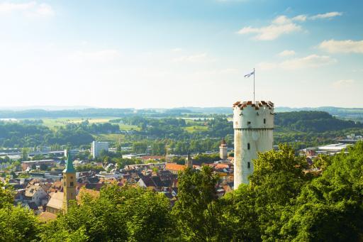 Mehlsack - Ravensburg
