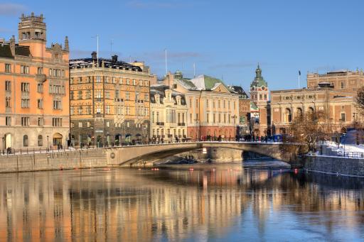 Sagersches Haus - Stockholm