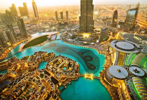 Vereinigte Arabische Emirate: Dubai I