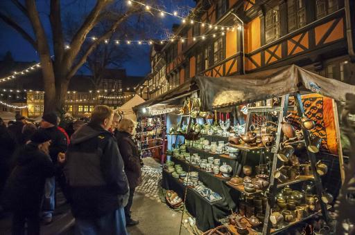 Alternative Weihnachtsmärkte: Quedlinburg - Advent in den Höfen