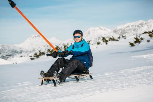 Skigebiet Skiarena Silbersattel