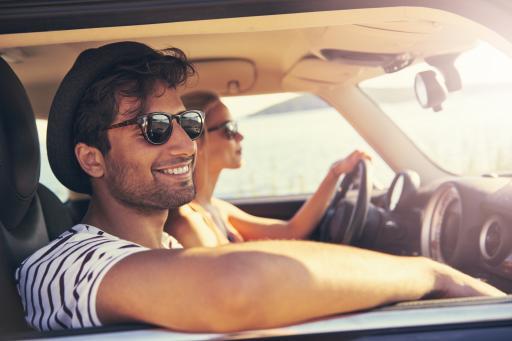 Sonstiges: Auto - Entspannt - Fahren