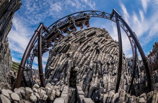 Freizeitpark: Phantasialand - Taron