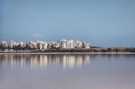 Küste Larnaca - Larnaca