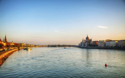 Donau - Budapest