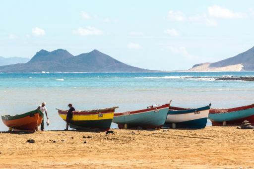 Kap Verde - São Vicente