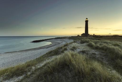 Dänemark: Skagen Strand
