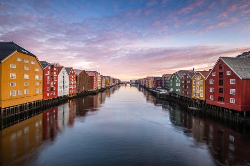 Norwegen: Trondheim