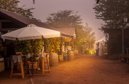 Weinfest Kirkel Dorf