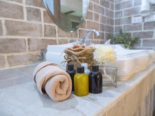 Handtuch+Badezimmer