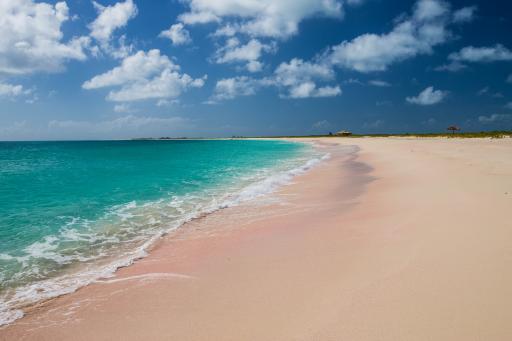 Pink Sand Beach, Barbuda - Antigua & Barbuda