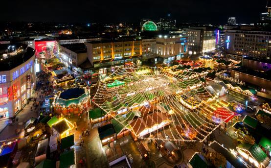 Bester Weihnachtsmarkt Deutschland.Die 15 Schonsten Weihnachtsmarkte In Deutschland Check24