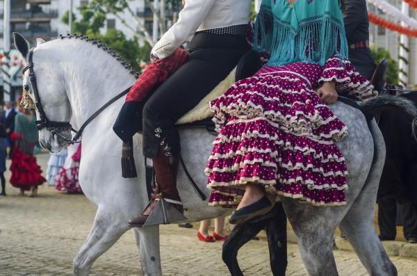 Spanien: Sevilla - Feria de Abril