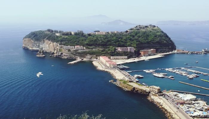 Parco Virgiliano - Neapel