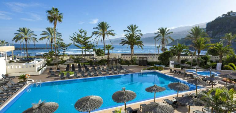 hotel sol costa atlantis tenerife in puerto de la cruz. Black Bedroom Furniture Sets. Home Design Ideas