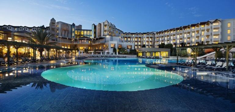 Arcanus Side Resort  Ultra All Inclusive Side Turkey
