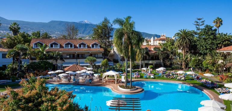 Hotel sol parque san antonio in puerto de la cruz buchen - Sol parque san antonio puerto de la cruz ...