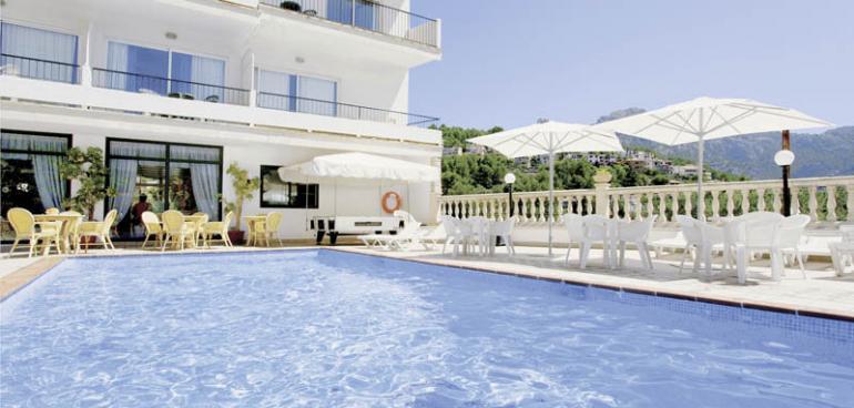 Hotel Eden Nord Port Soller Mallorca