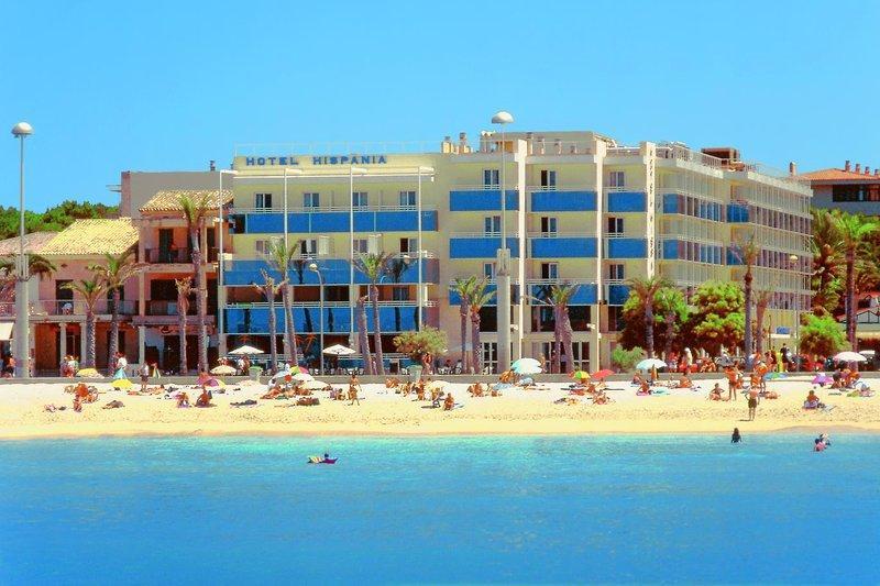 Hotel Hispania Mallorca Mit Flug
