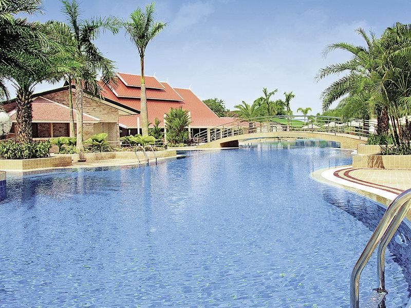 Thai Pattaya Urlaub Garden Resort Hotel