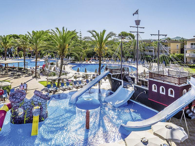 Hotel Mit Wasserrutschen Mallorca