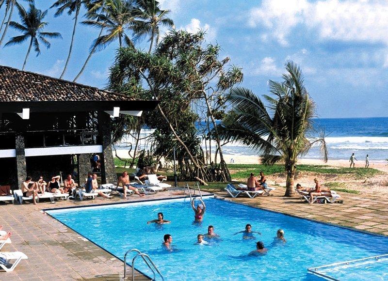 Koggala Beach Hotel Kinder