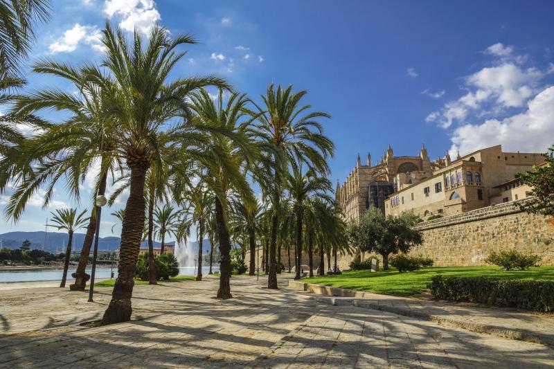 Spanien: Mallorca - Palma de Mallorca