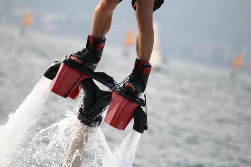 Mallorca für Jedermann - Flyboard