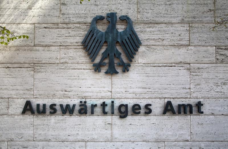 Auswärtiges Amt - Bundesadler