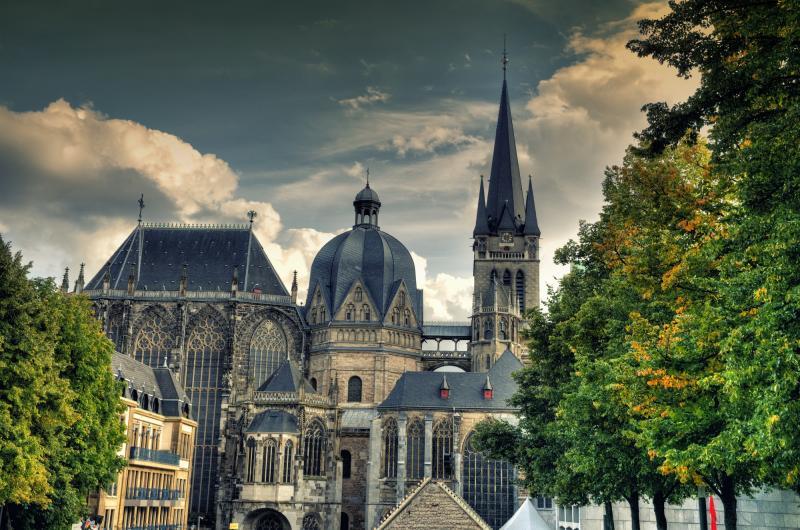 Deutschland: Nordrhein-Westfalen - Aachen - Dom
