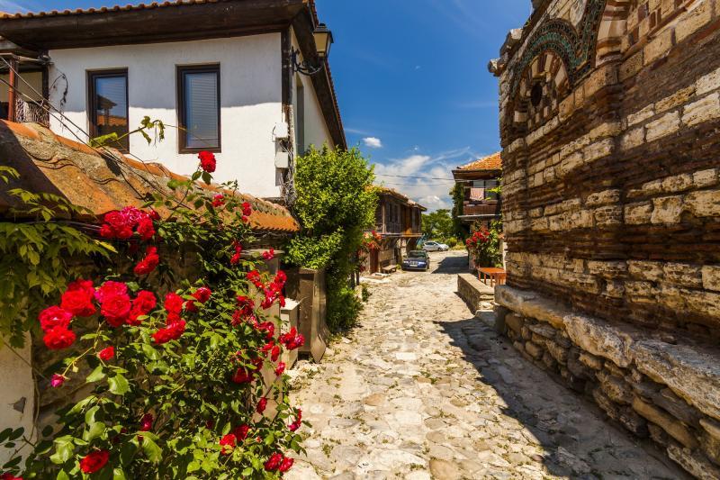 Bulgarien: Burgas - Nessebar - Altstadt