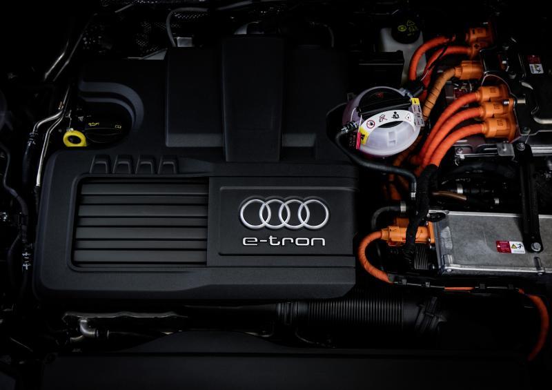 Audi A3 E-Tron Motor