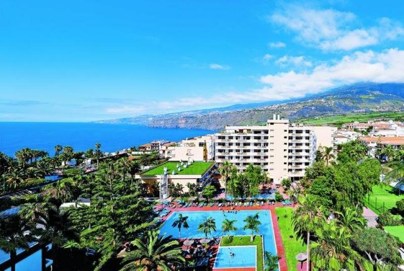 Hotel Blue Sea Resort Teneriffa Puerto De La Cruz