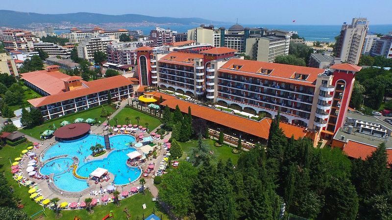 hotel chrisantema hrizantema in sonnenstrand bulgarien buchen check24. Black Bedroom Furniture Sets. Home Design Ideas