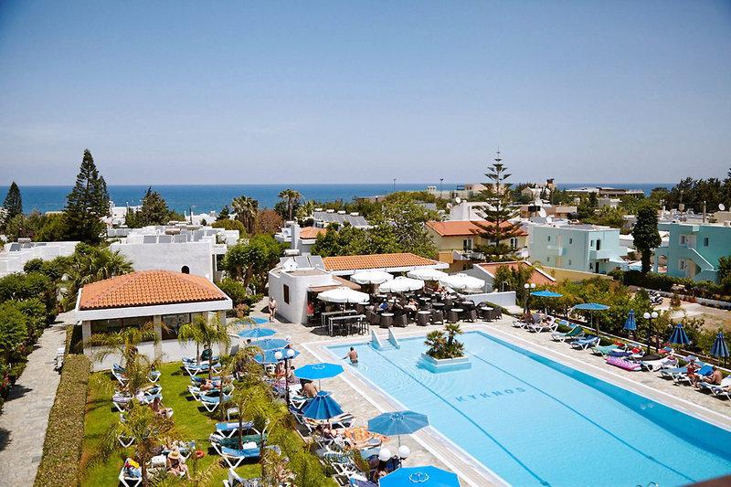 Kreta Hotel Kyknos Beach