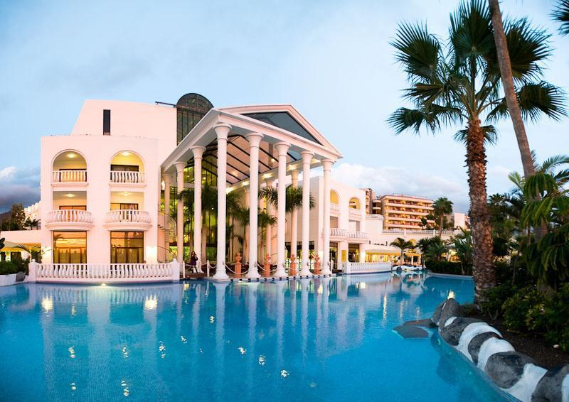 hotel guayarmina princess in playa de fanabe teneriffa. Black Bedroom Furniture Sets. Home Design Ideas