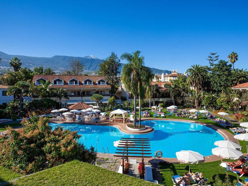 Hotel Sol Parque San Antonio Teneriffa Puerto Cruz
