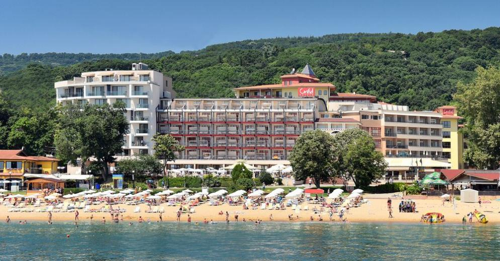 Die Top 10 Hotels An Bulgariens Goldstrand Check24