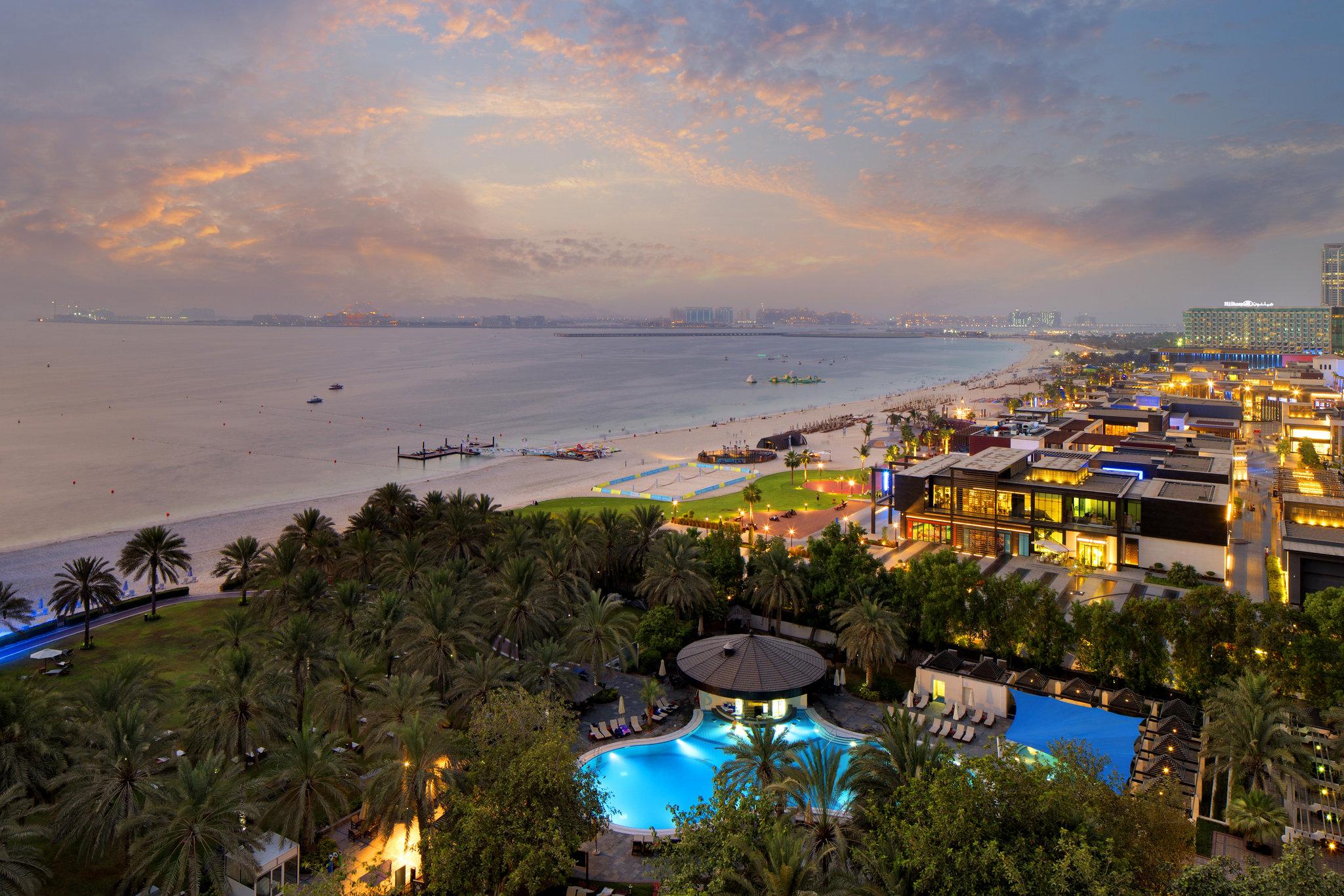 Hotel Sheraton Jumeirah Beach Resort in Dubai Vereinigte Arabische