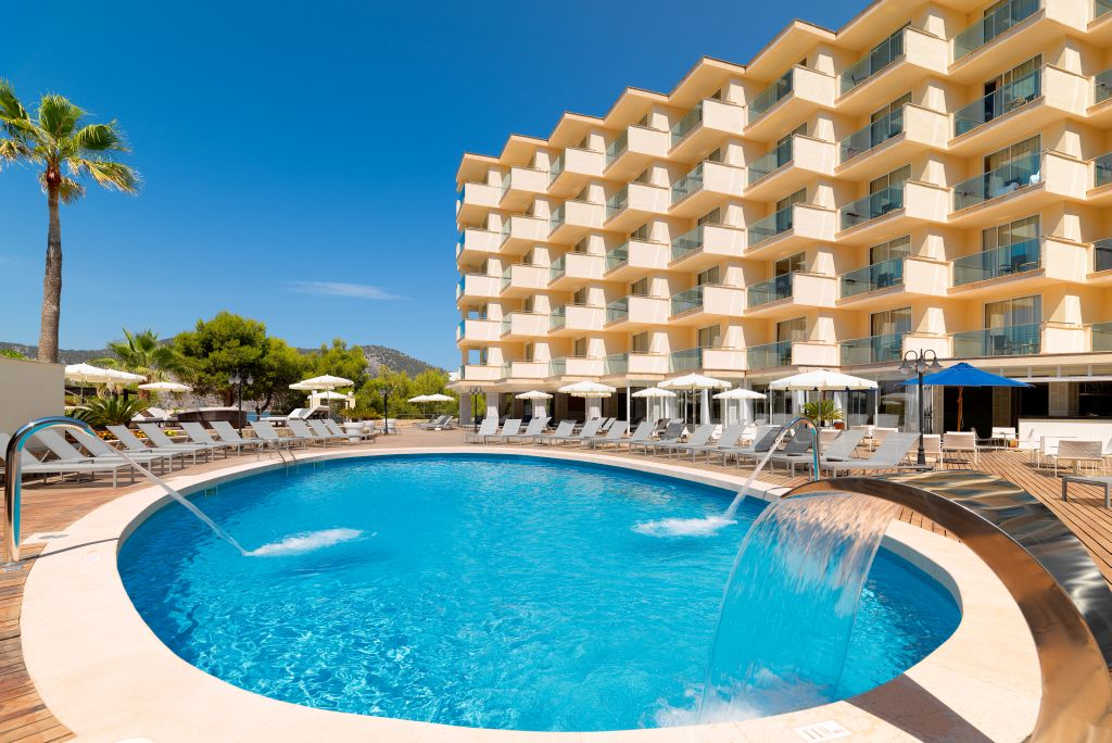 Hotel H10 Blue Mar In Camp De Mar Mallorca Buchen Check24